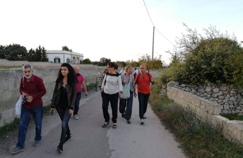 """Partecipazione al progetto """"LandXcape – residenza artistica"""""""