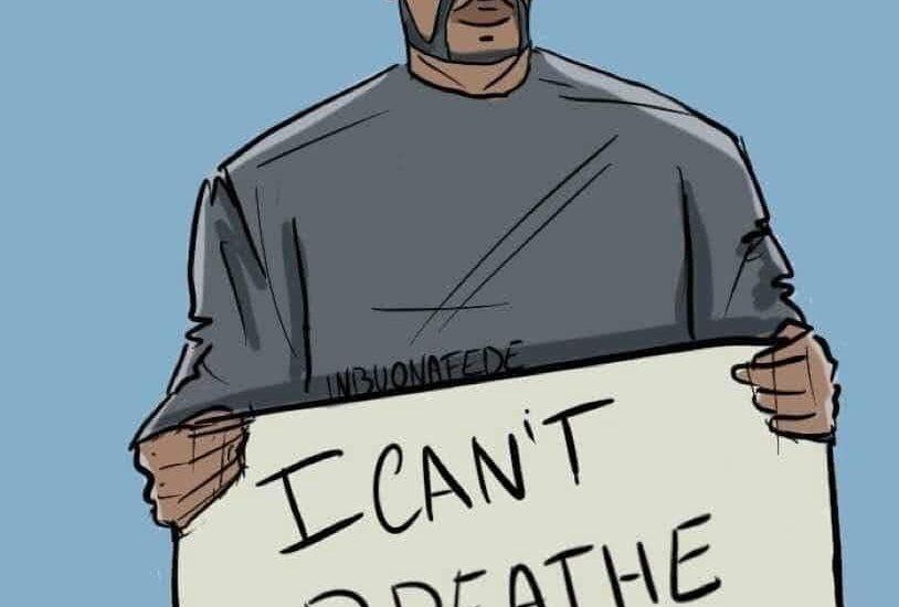 Il razzismo che ti ruba il respiro vitale